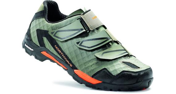Northwave Outcross 3V schoenen Heren olijf